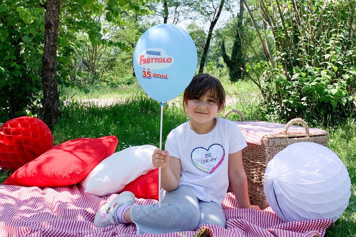 Buon Compleanno Frùttolo. 35 anni di merende insieme, per festeggiare l'importanza della merenda!