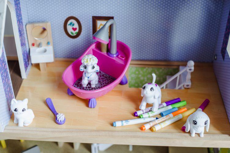 Washimals: i teneri cuccioli da colorare e lavare ricominciodaquattro