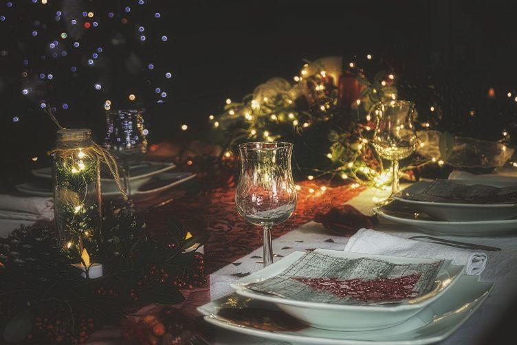 Come organizzare un aperitivo di Natale