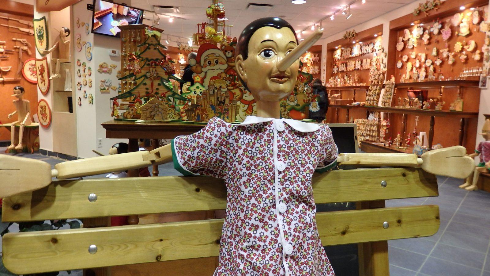Pinocchio al cinema: il significato di una storia intramontabile