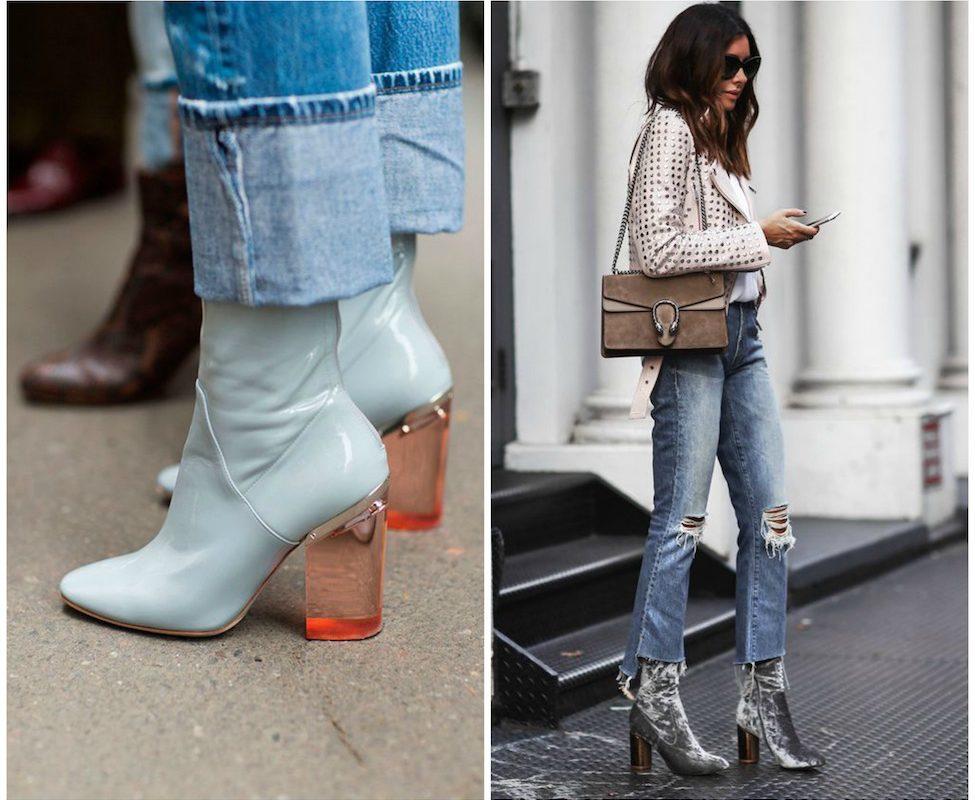Come indossare gli ankle boots: idee di look