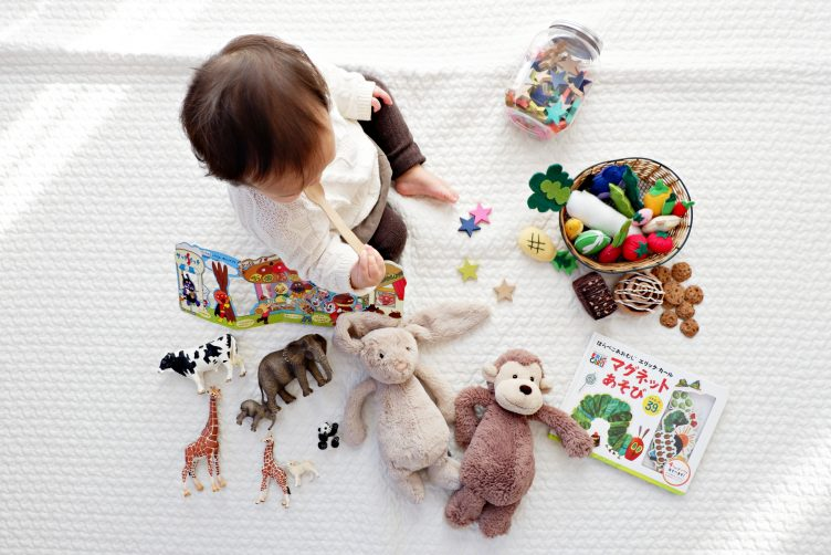 Giochi da fare a casa con i bambini
