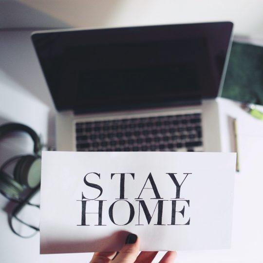 come organizzare il lavoro da casa