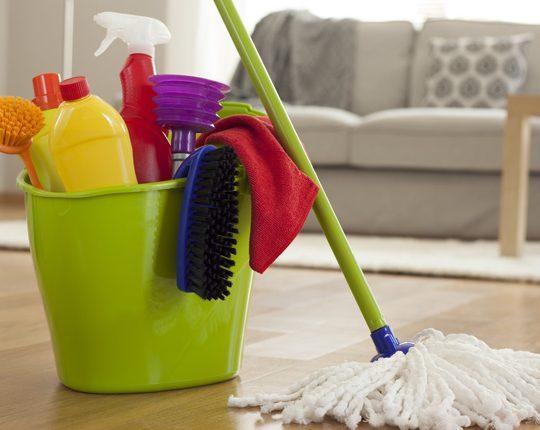 pianificare le pulizie