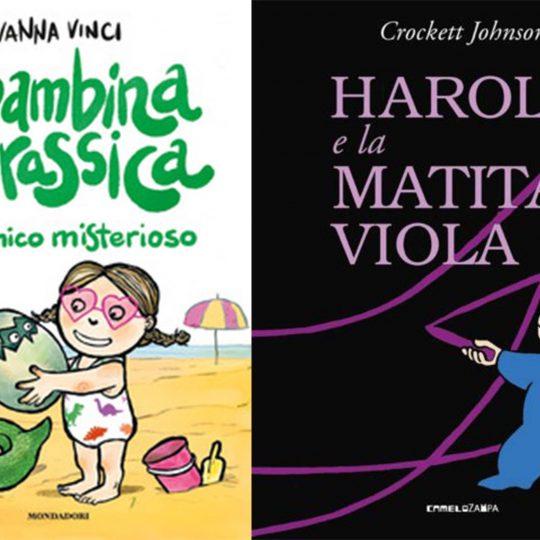 Libri in vacanza! Consigli di lettura per l'estate