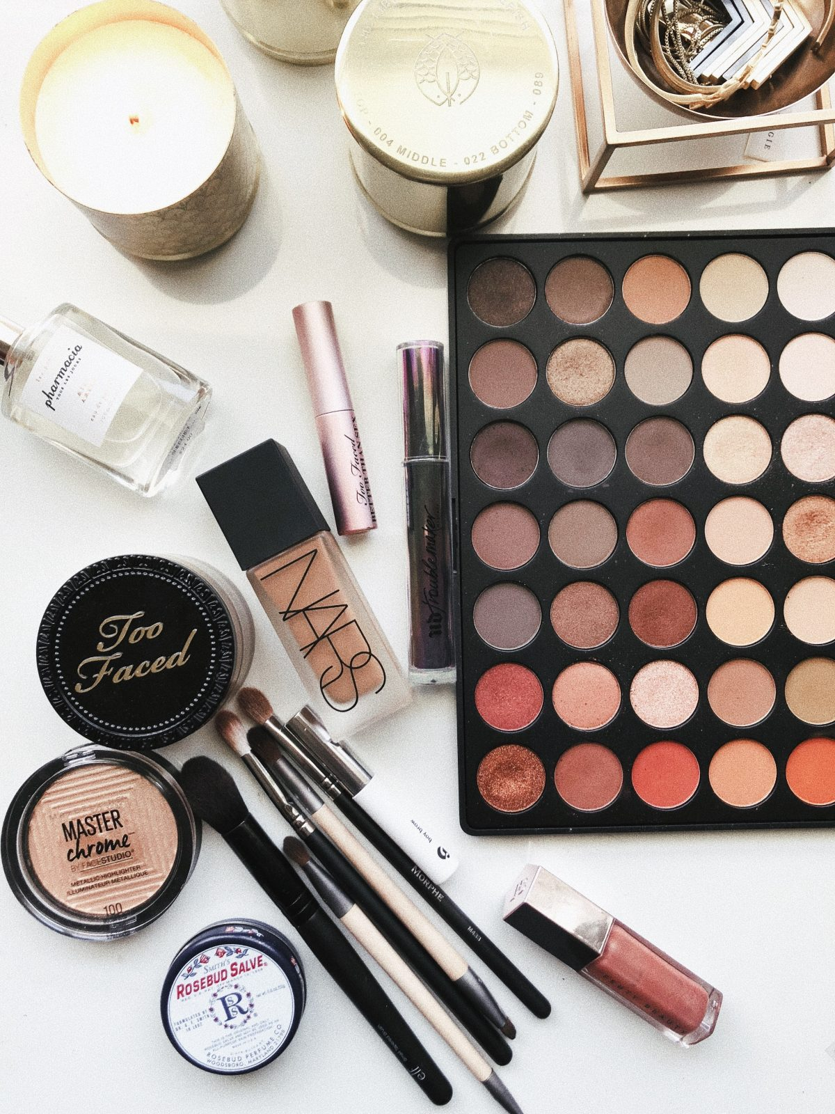 Come organizzare i trucchi e i prodotti di make-up